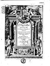 Funerali antichi di diuersi popoli, et nationi: forma, ordine, et pompa di sepolture, di essequie, di consecrationi antiche et d'altro :