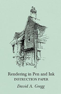 Rendering in Pen and Ink   Instruction Paper PDF