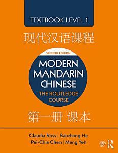 Modern Mandarin Chinese PDF