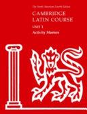 Cambridge Latin Course PDF