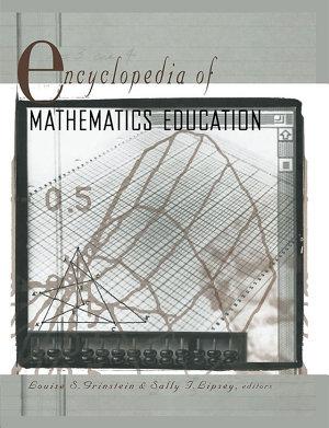 Encyclopedia of Mathematics Education PDF