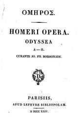 Homeri opera. Odyssea: 6-7