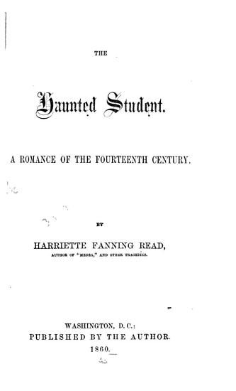 The Haunted Student PDF