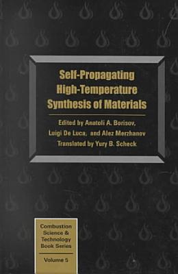 Self Propagating High Temperature Synthesis of Materials PDF