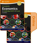 Complete Economics for Cambridge IGCSE and O Level Print and Online Student Book PDF