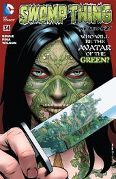 Swamp Thing (2012-) #34