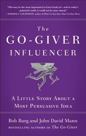 The Go Giver Influencer PDF
