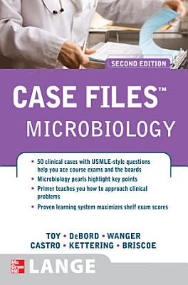 Case Files Microbiology  Second Edition PDF