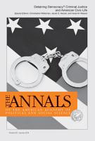 The ANNALS of the American Academy of Political   Social Science PDF