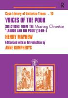 Voices of the Poor PDF