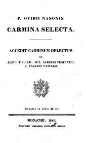 Carmina selecta