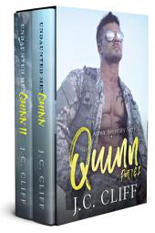 Quinn (Books 1 & 2): Atrox Security Series
