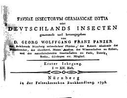 Faunae Insectorum Germanicae Initia oder Deutschlands Insecten PDF