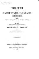 The War Between the United States and Mexico Illustrated PDF