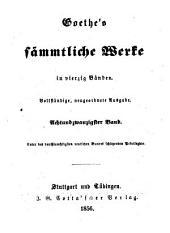 Sämmtliche Werke: in vierzig Bänden, Band 28