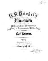 G. F. Händel's Klavierwerke