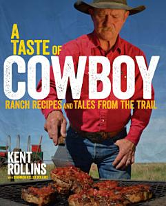 A Taste of Cowboy Book