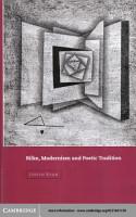 Rilke  Modernism and Poetic Tradition PDF
