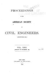 Proceedings: Volumes 22-23