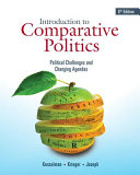 Introduction to Comparative Politics  Political Challenges and Changing Agendas