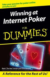 Winning at Internet Poker For Dummies PDF