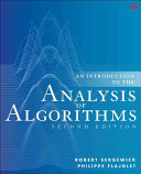 An Introduction to the Analysis of Algorithms PDF