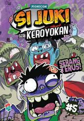 Si Juki seri Keroyokan #5: Volume 5