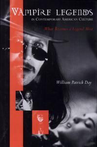 Vampire Legends in Contemporary American Culture