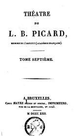 Théatre de Picard: Volume7