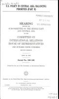 U S  Policy in Central Asia PDF