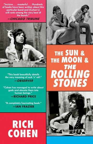 Download The Sun   The Moon   The Rolling Stones Book