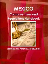Mexico Company Laws and Regulations Handbook