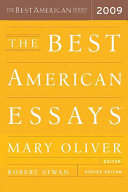 Download The Best American Essays 2009 Book