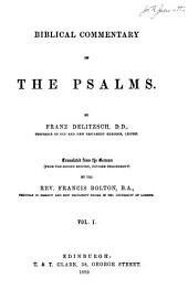 Biblical Commentary on the Psalms: Band 1