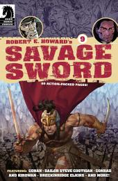 Robert E. Howard's Savage Sword #9