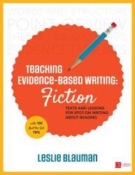Teaching Evidence Based Writing Fiction Book PDF