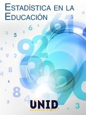 Estadística en la educación