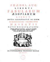 Fabularum aesopiarum libri V