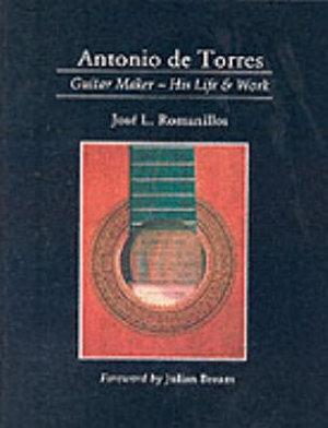 Antonio de Torres  Guitar Maker PDF