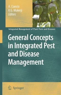 Download General Concepts in Integrated Pest and Disease Management Book