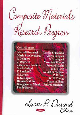 Composite Materials Research Progress