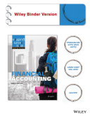 Financial Accounting 9E Binder Ready Version with WileyPlus Card