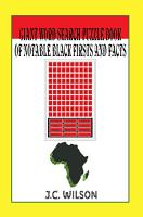 Giant Word Search Puzzle Book of Notable Black Firsts and Facts PDF
