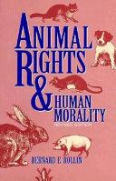 Animal Rights   Human Morality