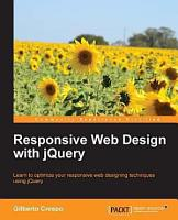 Responsive Web Design with jQuery PDF