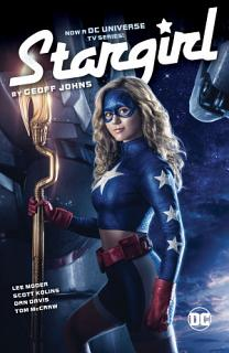 Stargirl by Geoff Johns Book