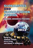 Globalistics and Globalization Studies  Theories  Research   Teaching PDF