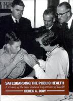 Safeguarding the Public Health PDF