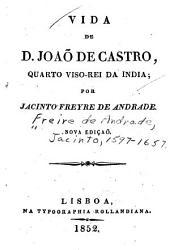 Vida de D. João de Castro, quarto vice-rei da India