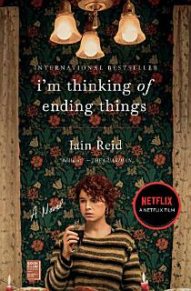 I m Thinking of Ending Things Book